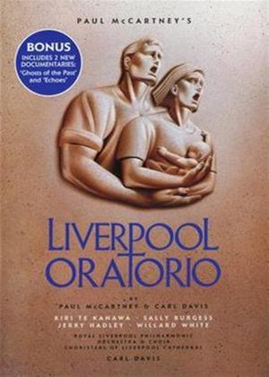 Rent Paul Mccartney: Liverpool Oratorio Online DVD Rental