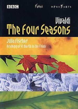 Rent Vivaldi: The Four Seasons Online DVD Rental