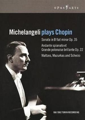 Rent Michelangeli Plays Chopin Online DVD Rental
