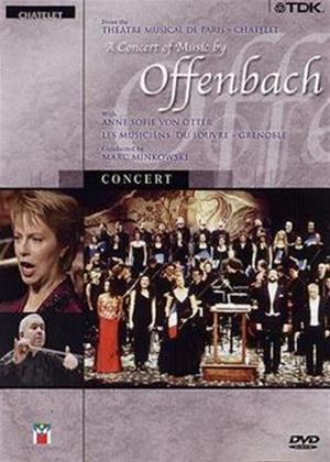 Rent A Concert of Music by Offenbach (aka Offenbach à Paris - Une soirée avec Anne Sofie von Otter) Online DVD Rental
