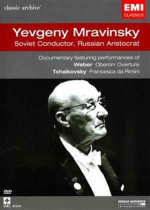 Rent Evgeny Mravinsky: Soviet Conductor, Russian Aristocrat Online DVD Rental