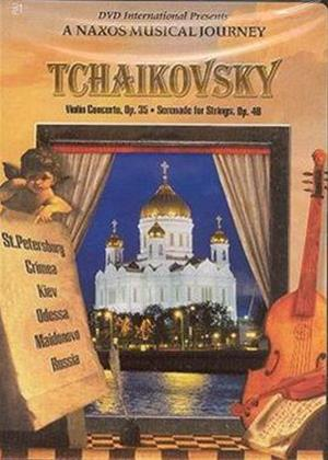 Rent Tchaikovsky: Violin Concerto in D Major / Serenade for Strings in C Major Online DVD Rental