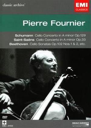 Rent Schumann: Cello Concerto: Pierre Fournier Online DVD Rental