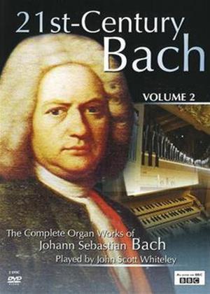 Rent 21st Century Bach: Vol.2 Online DVD Rental