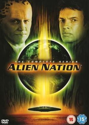 Rent Alien Nation: The Complete Series (aka Spacecop L.A.) Online DVD & Blu-ray Rental