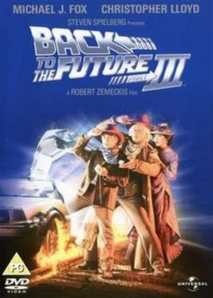 Back to the Future: Part 3 Online DVD Rental