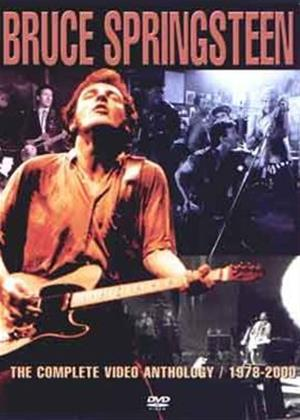 Rent Bruce Springsteen: Video Anthology: 1978-2000 Online DVD Rental
