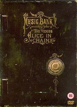 Rent Alice in Chains: Music Bank: The Videos Online DVD Rental