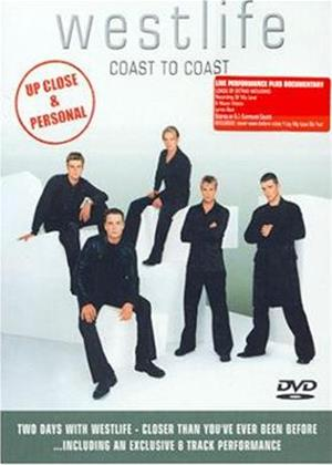 Rent Westlife: Coast to Coast Online DVD Rental