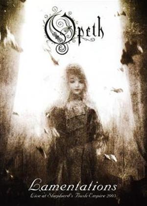 Rent Opeth: Lamentations Online DVD Rental