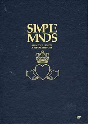 Rent Simple Minds: Seen the Lights a Visual History Online DVD Rental