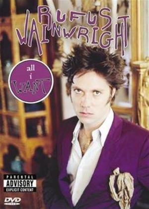 Rent Rufus Wainwright: All I Want Online DVD Rental