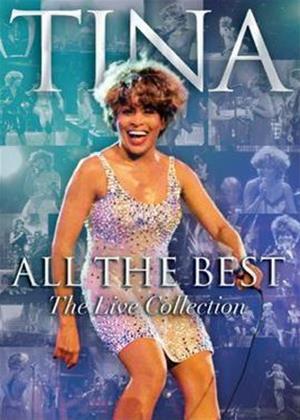 Rent Tina Turner: All the Best Online DVD Rental