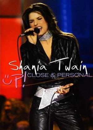 Rent Shania Twain: Up Close and Personal Online DVD Rental