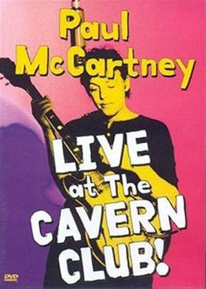 Rent Paul McCartney: Live at the Cavern Club Online DVD Rental