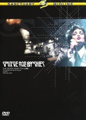 Rent Siouxsie and The Banshees: The Seven Year Itch Online DVD Rental