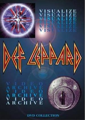 Rent Def Leppard: Visualize / Video Archive Online DVD Rental