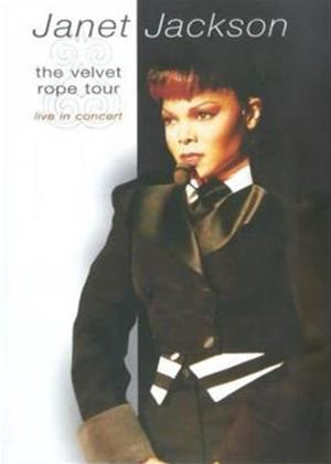 Rent Janet Jackson: The Velvet Rope Online DVD Rental