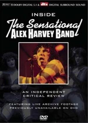 Rent Sensational Alex Harvey Band: Inside Online DVD Rental