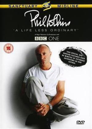 Rent Phil Collins: A Life Less Ordinary Online DVD Rental