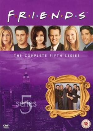 Rent Friends: Series 5 Online DVD & Blu-ray Rental