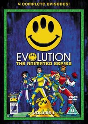 Rent Evolution: Vol.1 Online DVD Rental