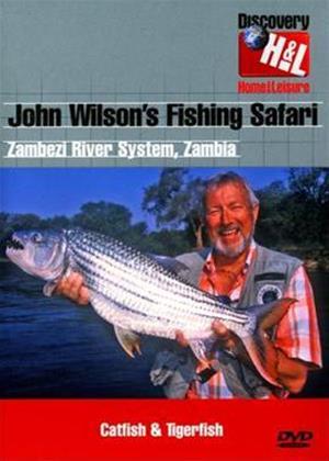 Rent John Wilson's Fishing Safari: Vol.2 Online DVD Rental