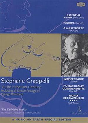Rent Stephane Grappelli: A Life in the Jazz Century Online DVD & Blu-ray Rental