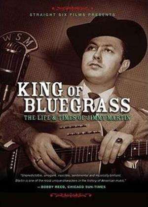 Rent Jimmy Martin: King of Bluegrass: The Life and Times of Jimmy Martin Online DVD Rental