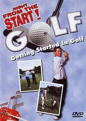 Rent Golf: Getting Started in Golf Online DVD Rental