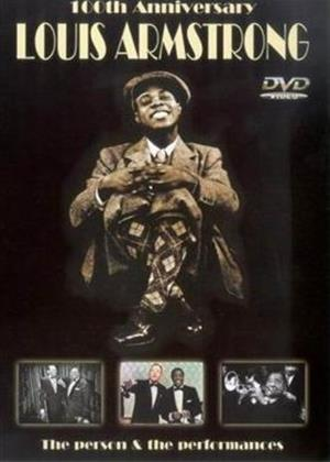 Rent Louis Armstrong: 100th Anniversary Online DVD Rental