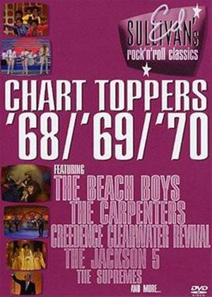 Rent Ed Sullivan: Chart Toppers 68/69/70 Online DVD Rental