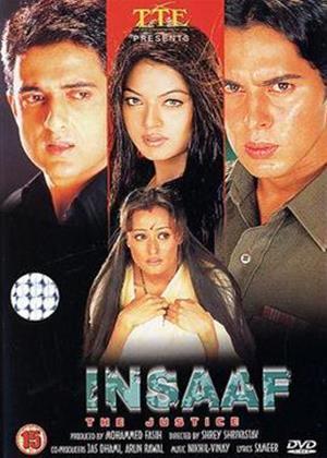 Rent Insaaf Online DVD Rental