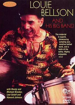 Rent Louie Bellson and His Big Band Online DVD Rental