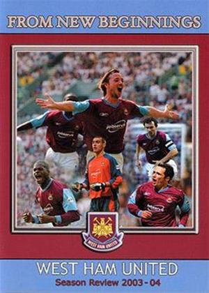 Rent West Ham United: End of Season Review 2003/04 Online DVD Rental