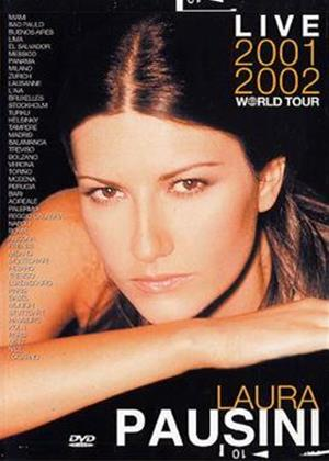 Rent Laura Pausini: Live 2001/2002 World Tour Online DVD Rental