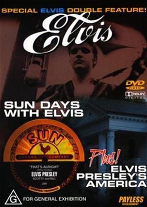 Rent Elvis Presley: Sun Days with Elvis / Elvis Presley's America Online DVD Rental