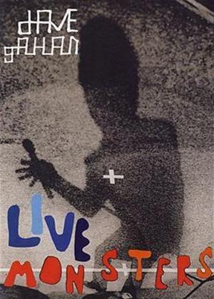 Rent Dave Gahan: Live Monsters Online DVD Rental