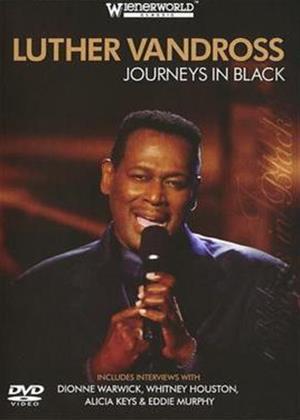 Rent Luther Vandross: Journeys in Black Online DVD Rental