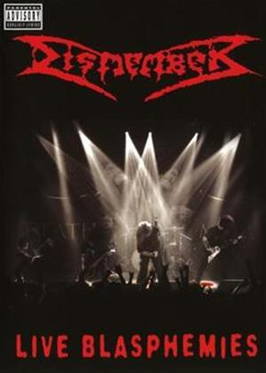 Rent Dismember: Live Blasphemies Online DVD Rental