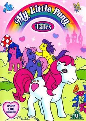Rent My Little Pony: Tales Online DVD Rental