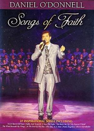 Rent Daniel O'Donnell: Songs of Faith Online DVD Rental