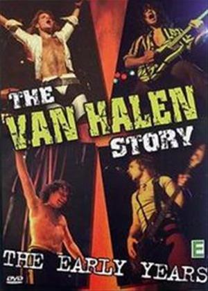 Rent The Van Halen Story: The Early Years Online DVD Rental