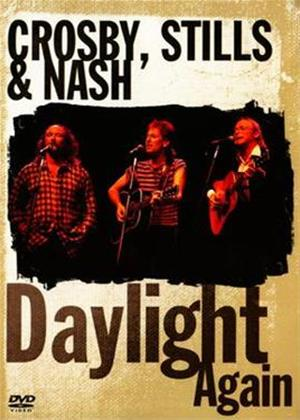Rent Crosby, Stills and Nash: Daylight Again Online DVD Rental