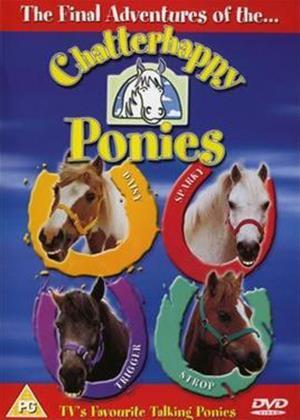 Rent Final Adventures of the Chatterhappy Ponies Online DVD Rental