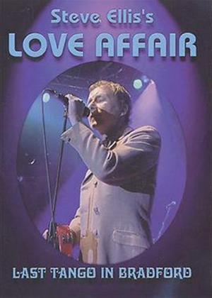 Rent Steve Ellis's Love Affair Online DVD Rental