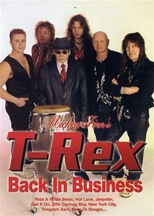Rent Mickey Finn's T.Rex: Back in Business Online DVD Rental
