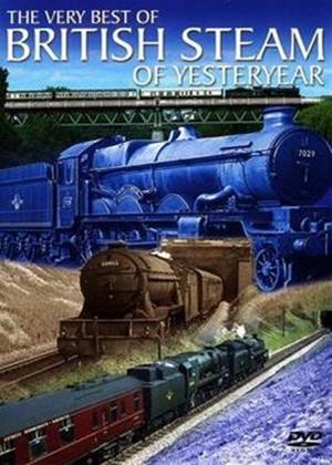 Rent The Very Best of British Steam Yesteryear Online DVD Rental