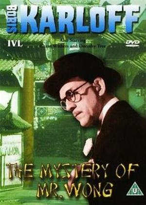 Rent The Mystery of Mr Wong Online DVD Rental