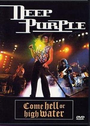 Rent Deep Purple: Come Hell or High Water Online DVD Rental